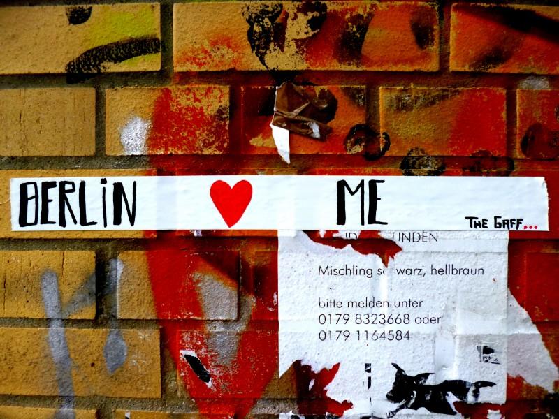 Berlin love me