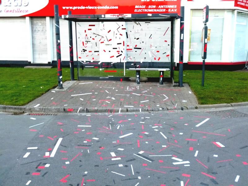 Installation Collective Confettis